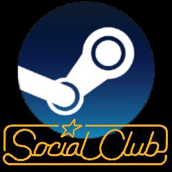Rockstar Social Club and Steam